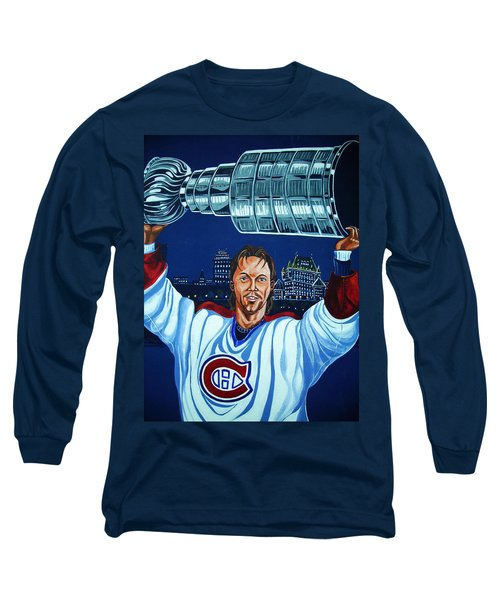 Stanley Cup - Champion Long Sleeve T-Shirt by Juergen Weiss