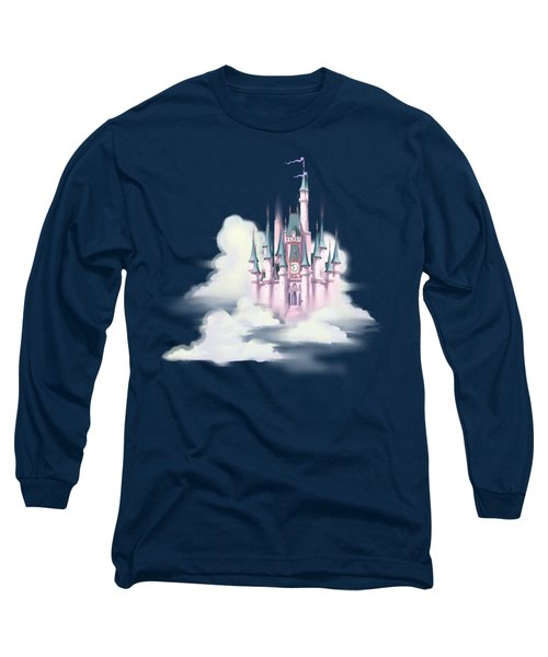 Star Castle In The Clouds Long Sleeve T-Shirt
