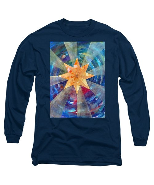 Star Mandala 1  Long Sleeve T-Shirt