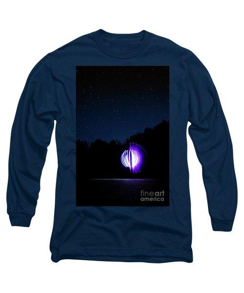 Star Orb Long Sleeve T-Shirt