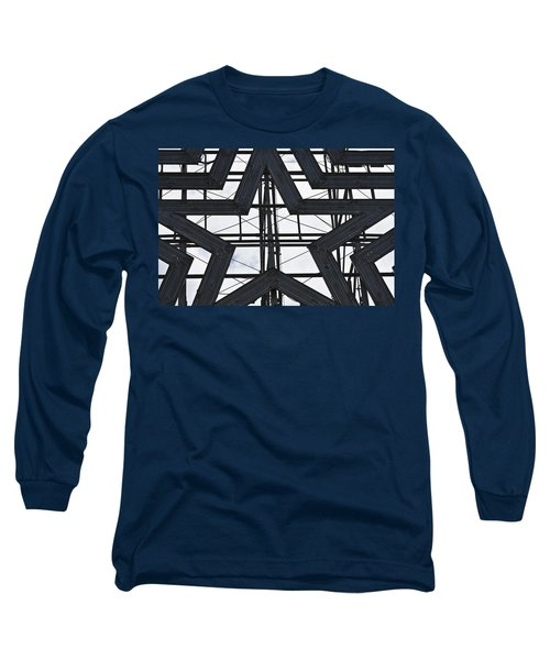 Star Power Roanoke Virginia Long Sleeve T-Shirt