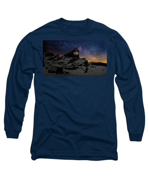 Long Sleeve T-Shirt featuring the photograph Star Spangled Banner by Bill Wakeley