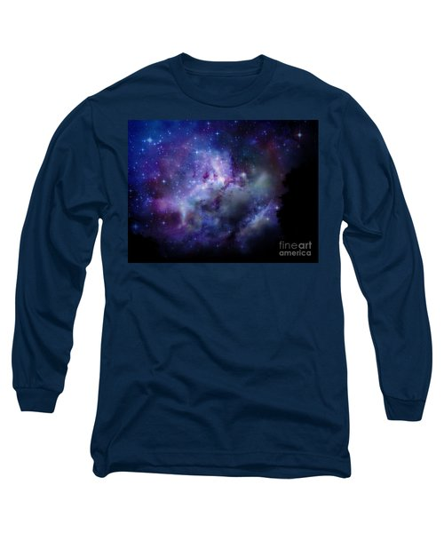 Starlight Long Sleeve T-Shirt by Christy Ricafrente
