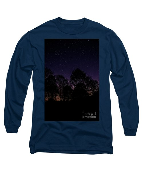 Long Sleeve T-Shirt featuring the photograph Stars by Brian Jones