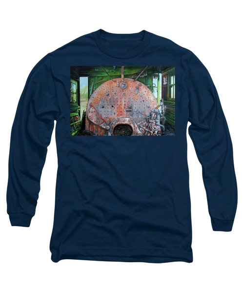 Steel Heart Long Sleeve T-Shirt