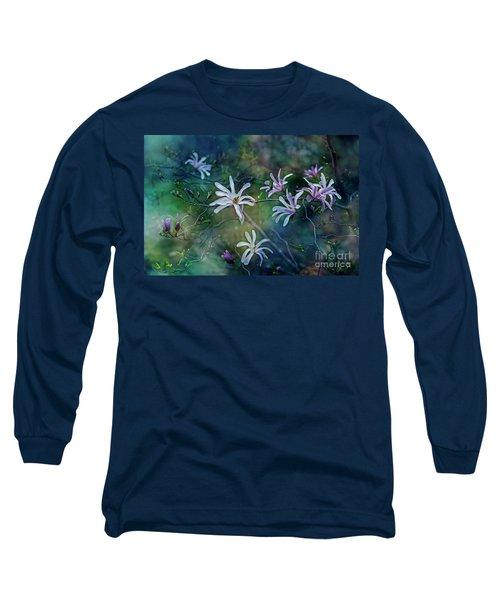 Stellata Series 2/2 Long Sleeve T-Shirt by Agnieszka Mlicka
