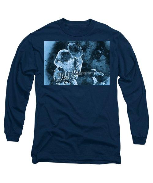 Stevie Ray Vaughan - 12 Long Sleeve T-Shirt