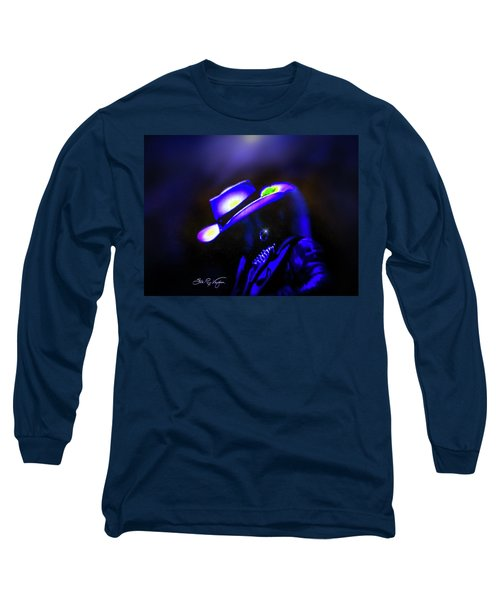 Stevie Ray Vaughan -  Superstition  Long Sleeve T-Shirt