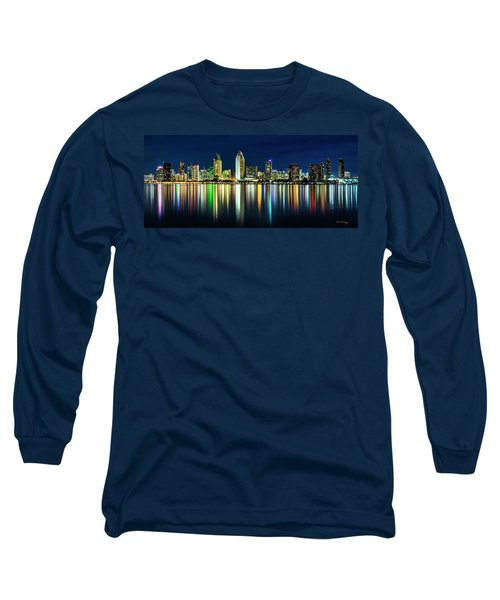 Still Of The Night Long Sleeve T-Shirt