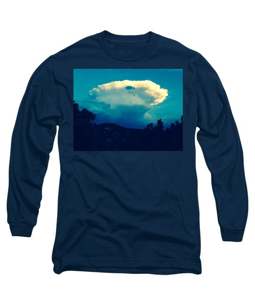 Storm Over Santa Fe Long Sleeve T-Shirt