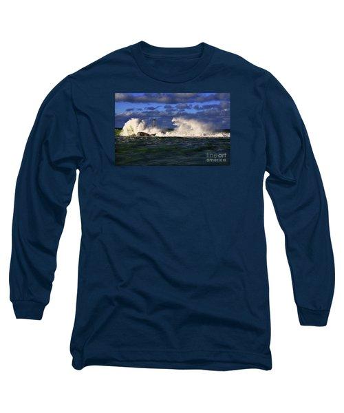 Storm Surf Batters Breakwater Long Sleeve T-Shirt