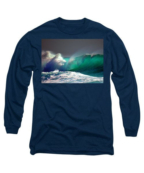 Storm Wave Long Sleeve T-Shirt