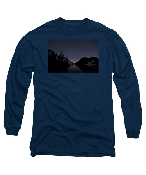 Strawberry Lake Long Sleeve T-Shirt