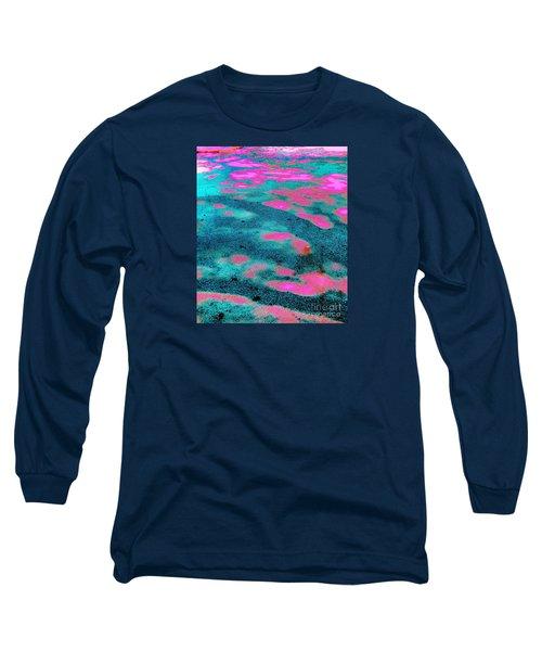 Street Art Long Sleeve T-Shirt by Expressionistart studio Priscilla Batzell