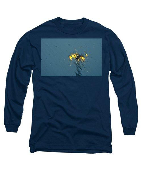 Street Lights Long Sleeve T-Shirt
