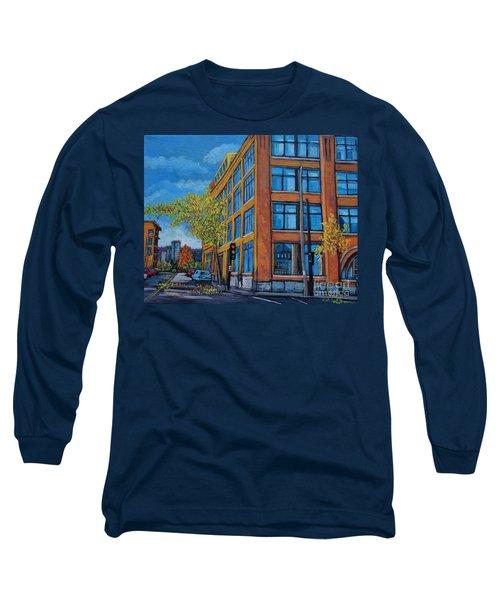 Street Study Montreal Long Sleeve T-Shirt