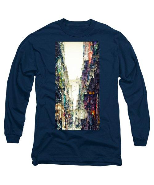Streetscape 1 Long Sleeve T-Shirt