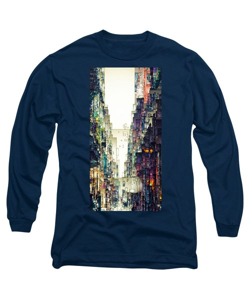 Streetscape 1 Long Sleeve T-Shirt