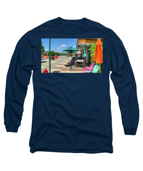 Streetside Dining Long Sleeve T-Shirt