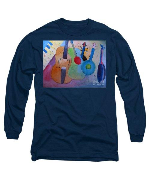 Strings Long Sleeve T-Shirt