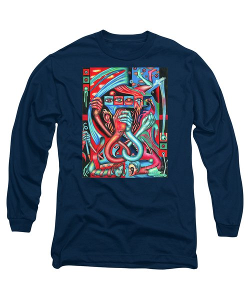 Striving For An Equilibrium Long Sleeve T-Shirt