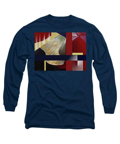 Structure 0217 Long Sleeve T-Shirt