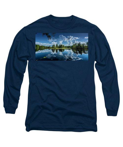 Summer Of Calm Long Sleeve T-Shirt