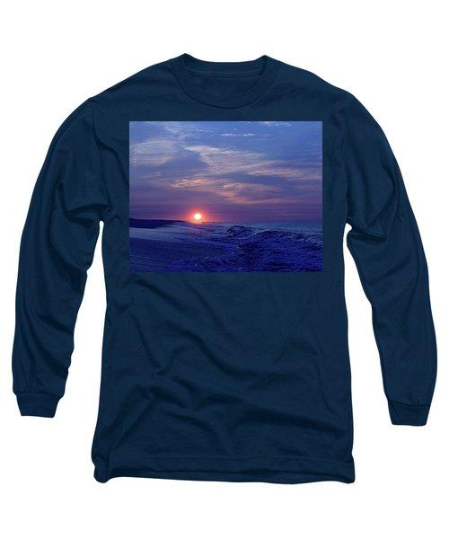 Summer Sunrise I I Long Sleeve T-Shirt