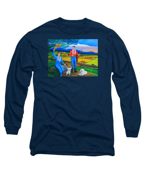 Summer View Long Sleeve T-Shirt