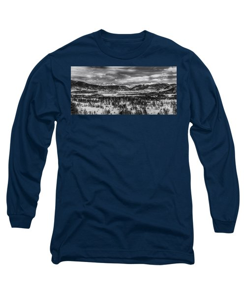 Summit County  Long Sleeve T-Shirt