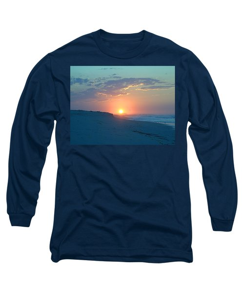 Long Sleeve T-Shirt featuring the photograph Sun Glare by  Newwwman