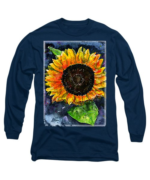 Sunflower Shirt Long Sleeve T-Shirt