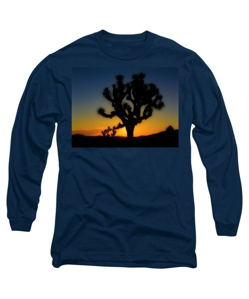 Sunrise At Joshua Long Sleeve T-Shirt