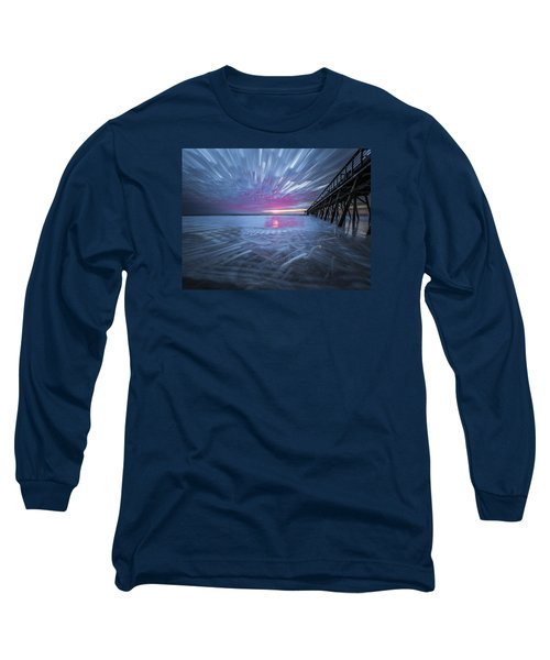 Sunrise Color Long Sleeve T-Shirt