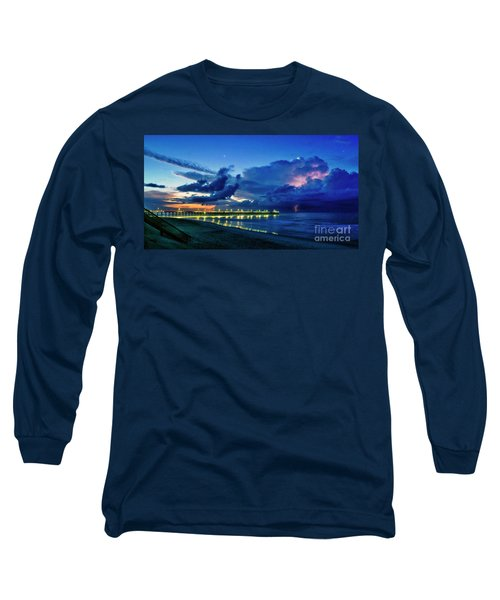 Sunrise Lightning Long Sleeve T-Shirt