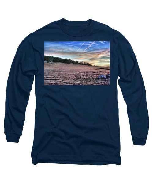 Sunrise Over Ft. Apache Long Sleeve T-Shirt