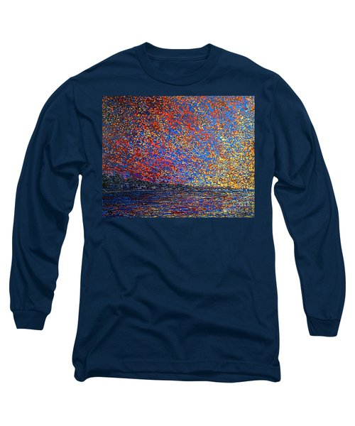 Sunrise Over St Andrews Nb Long Sleeve T-Shirt