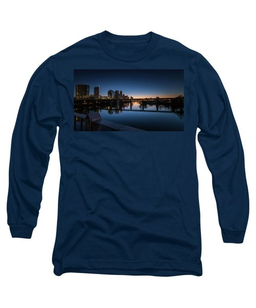 Sunrise Reflections Long Sleeve T-Shirt