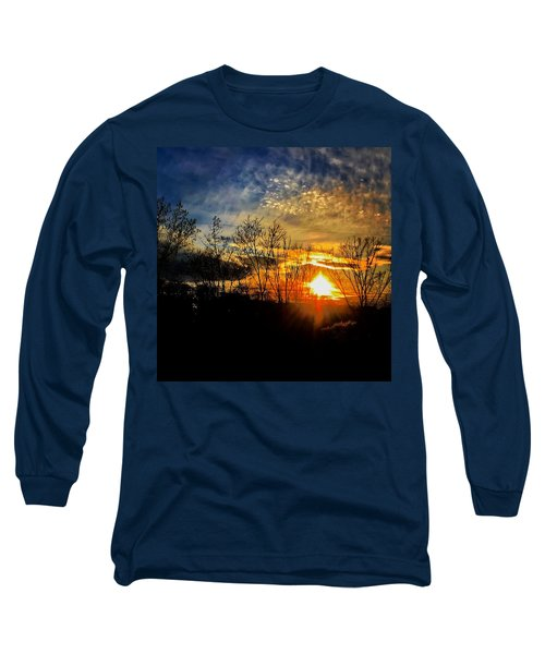 Sunset #1 Long Sleeve T-Shirt