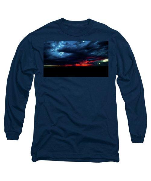 Sunset #10 Long Sleeve T-Shirt