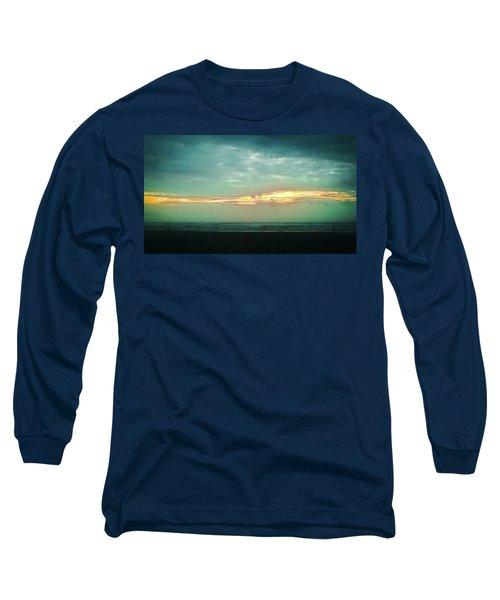 Sunset #4 Long Sleeve T-Shirt