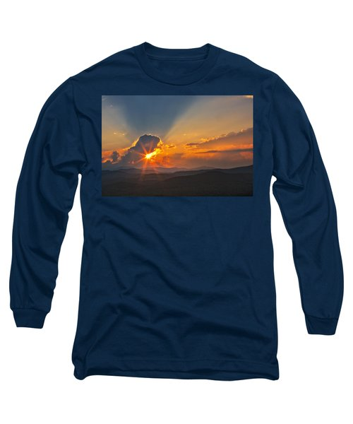 Sunset - Close Another Day Long Sleeve T-Shirt