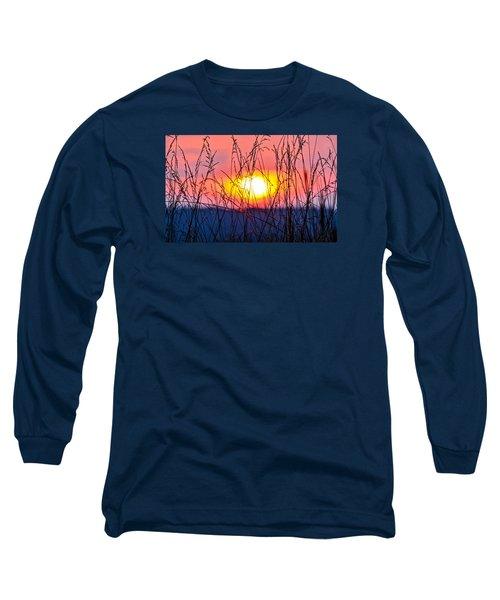 Sunset On The Prairie  Long Sleeve T-Shirt