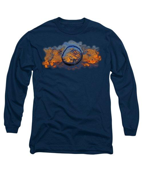 Sunset Rings Long Sleeve T-Shirt