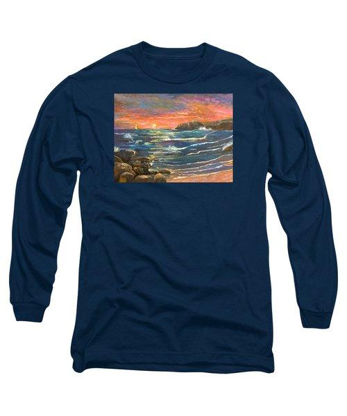 Sunset Sails Long Sleeve T-Shirt