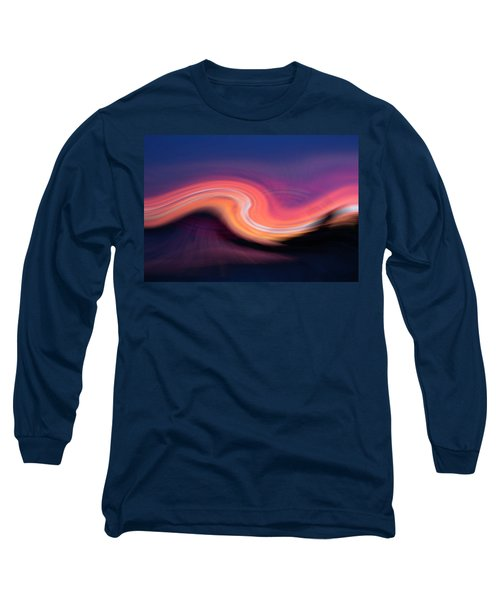 Sunset Twirl Long Sleeve T-Shirt