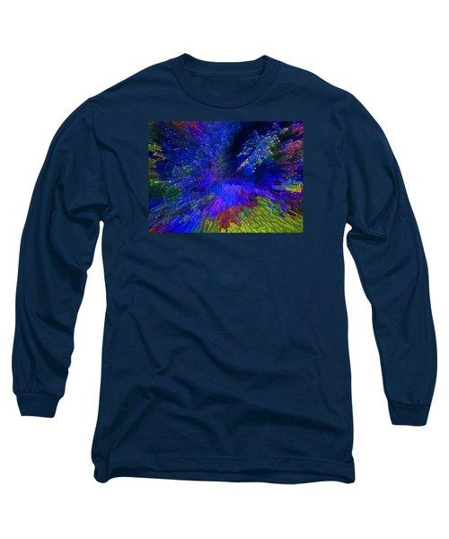 Super Nova Long Sleeve T-Shirt