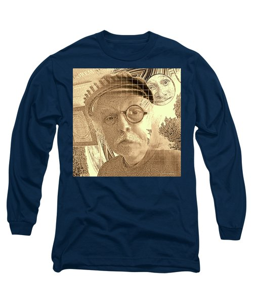 Superego, Ego, And Id Long Sleeve T-Shirt by Tobeimean Peter