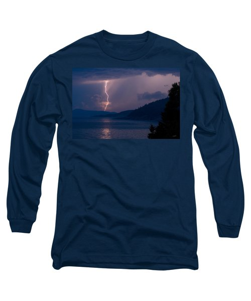 Superior Lightning     Long Sleeve T-Shirt