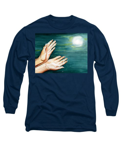 Supplication Long Sleeve T-Shirt